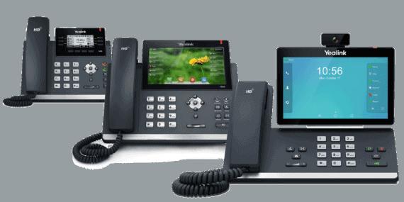 acheter telephone IP yealink dans les Yvelines