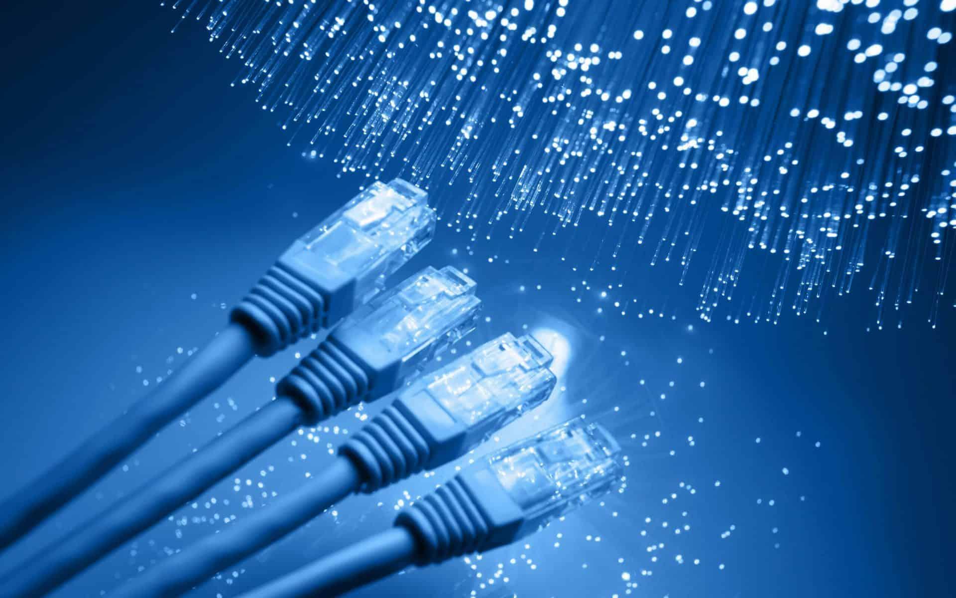 connexion internet VDSL rapide entreprise